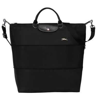 Travel bag Le Pliage Club Black (L1911619001) | Longchamp US