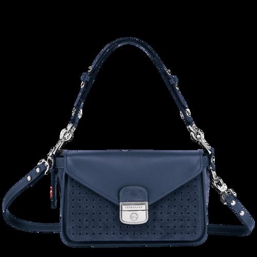 Hobo bag, Pilot blue, hi-res - View 1 of 3