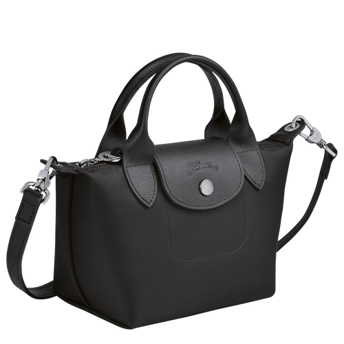 Sac porté main XS Le Pliage Néo Noir (L1500598001) | Longchamp FR