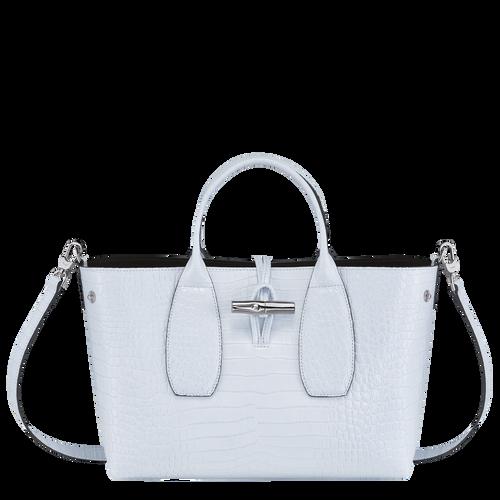 Top handle bag M, Sky Blue - View 2 of  4 -