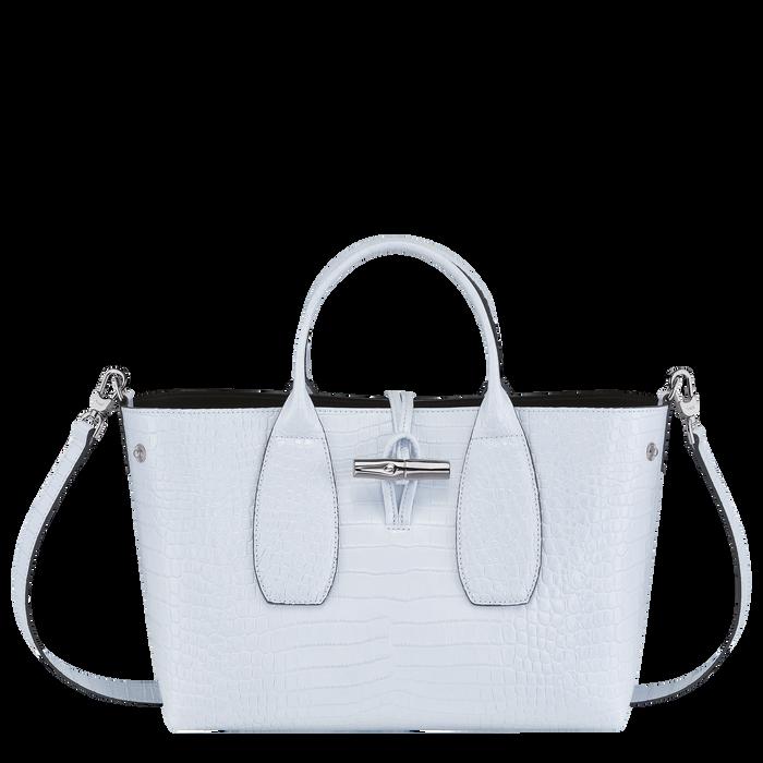 Top handle bag M, Sky Blue - View 2 of  4 - zoom in