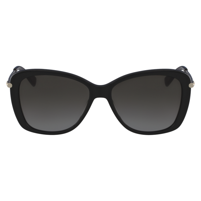 Sunglasses, Black/Ebony - View 1 of  2 - zoom in