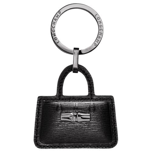 Key ring, Black, hi-res - View 1 of 1