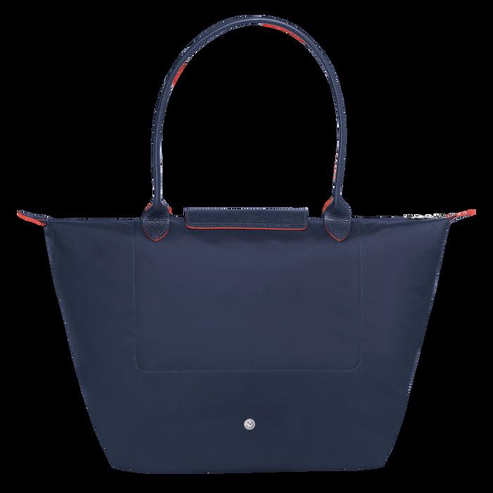 Le Pliage Club Shoulder bag L, Navy