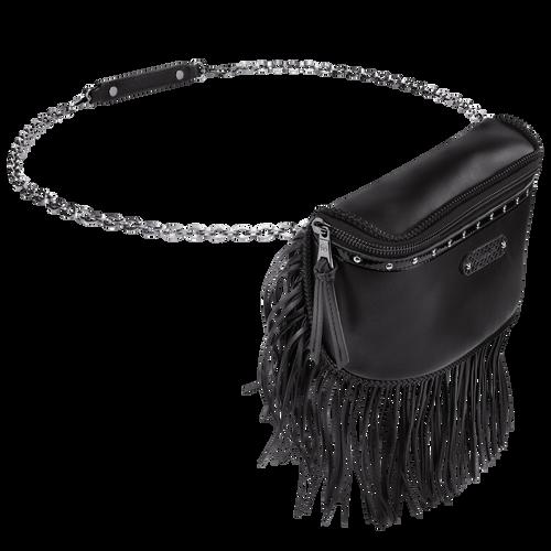 Vue 2 de Sac ceinture, 001 Noir, hi-res