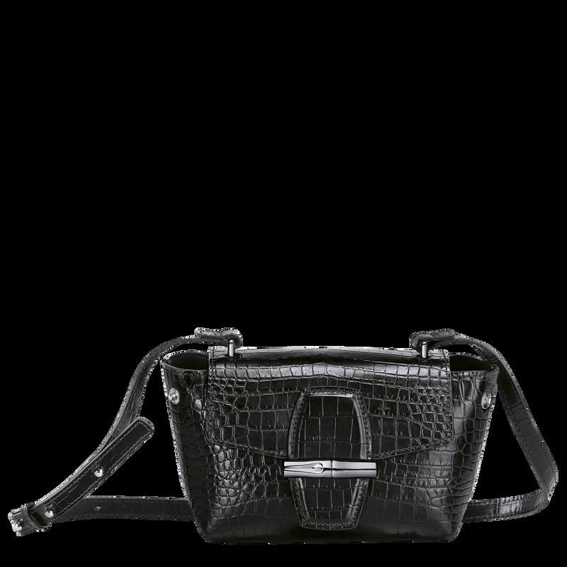 Crossbody bag S, Black/Ebony - View 2 of  4 - zoom in