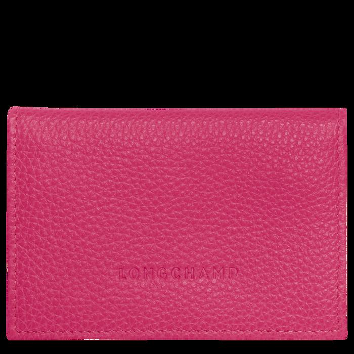 Porte-cartes, Rose/Argent - Vue 1 de 3 - agrandir le zoom