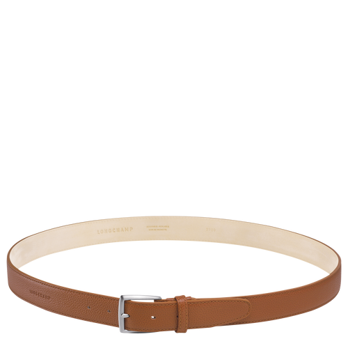 Men's belt, Caramel, hi-res - View 1 of 1