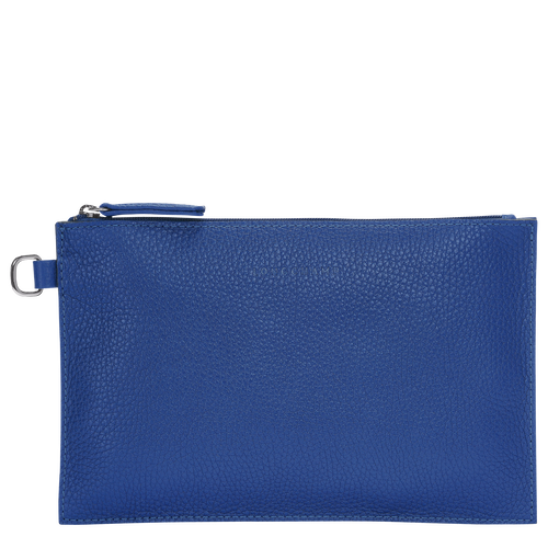 View 1 of Essential Pouch, Cobalt, hi-res