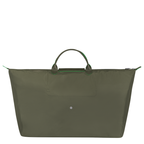 Travel bag XL, Longchamp Green - View 3 of  4 -