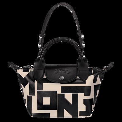 Mini top-handle bag, 337 Chalk, hi-res