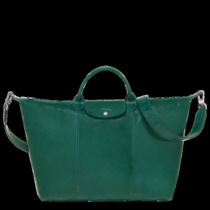 Travel bag L, Green havana - View 1 of  3 - zoom in