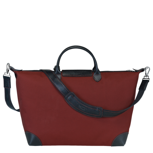 Travel bag L, Red Lacquer - View 3 of  3 -