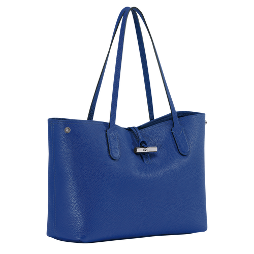 View 2 of Essential Tote bag M, Cobalt, hi-res
