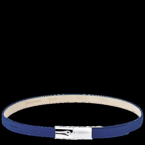 Ladies' belt, Blue - View 1 of 1.0 -