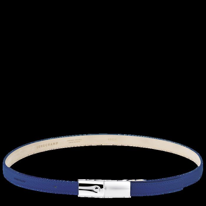 Ladies' belt, Blue - View 1 of 1.0 - zoom in
