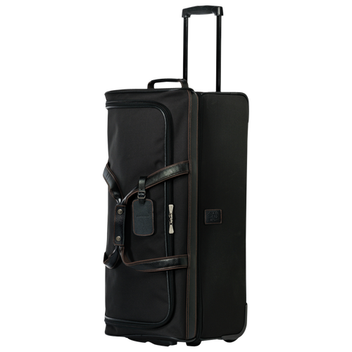 Wheeled duffle bag, Black, hi-res - View 2 of 3