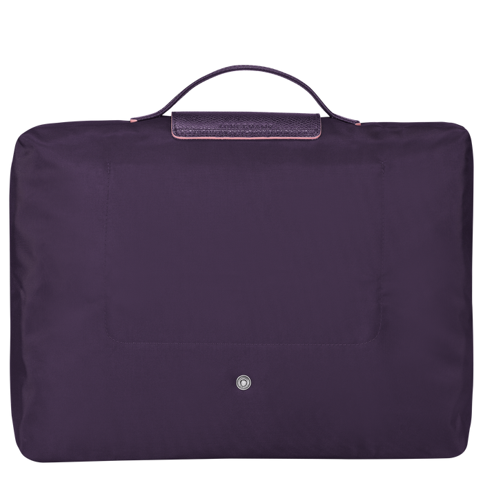 Briefcase S, Bilberry - View 3 of  5 - zoom in