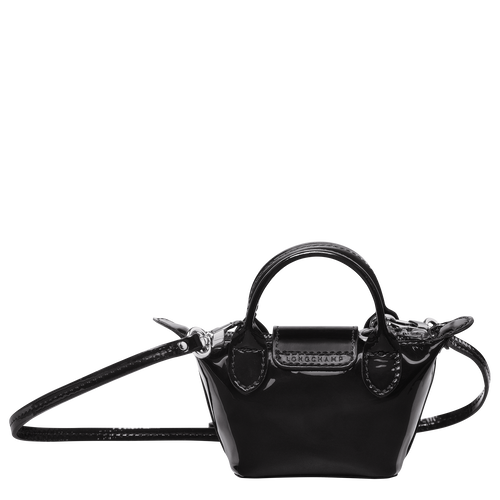 Crossbody bag XS, Black - View 3 of  3 -