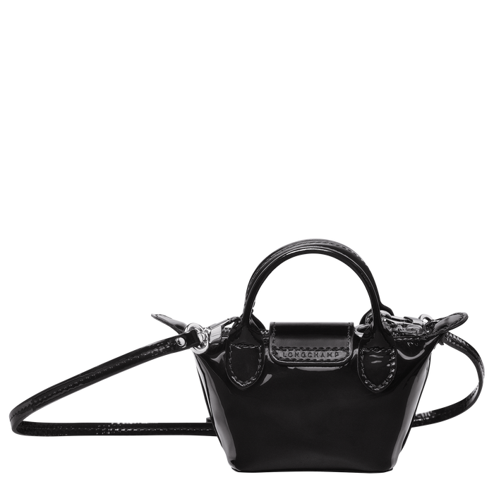 Crossbody bag XS, Black - View 3 of  3 - zoom in