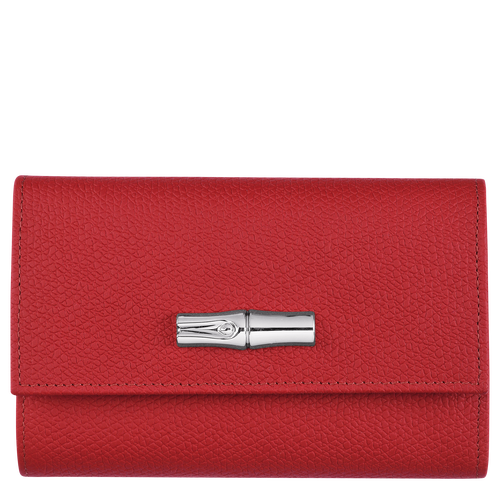 Compact wallet, Red - View 1 of  2 -