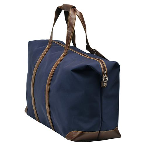View 2 of Travel bag, Blue, hi-res