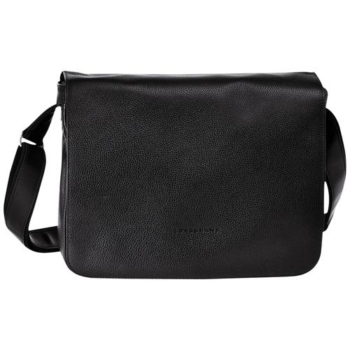 Hobo bag, 047 Black, hi-res