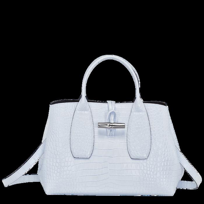 Top handle bag M, Sky Blue - View 1 of  4 - zoom in