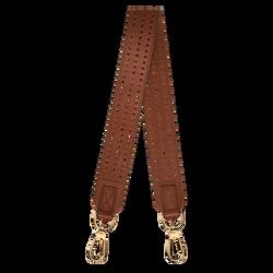 Shoulder strap, Cognac, hi-res