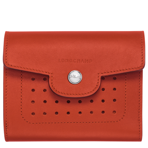 Compact wallet, Poppy - View 1 of  2.0 -