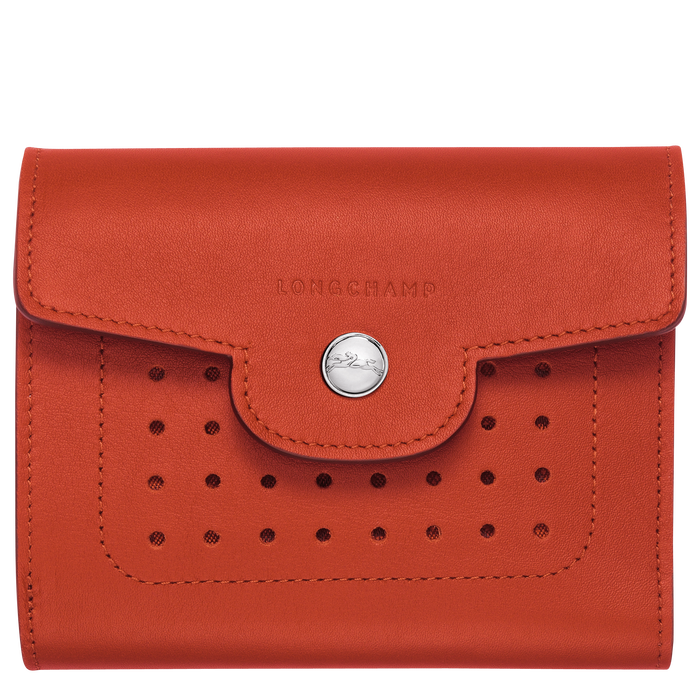 Compact wallet, Poppy - View 1 of  2.0 - zoom in