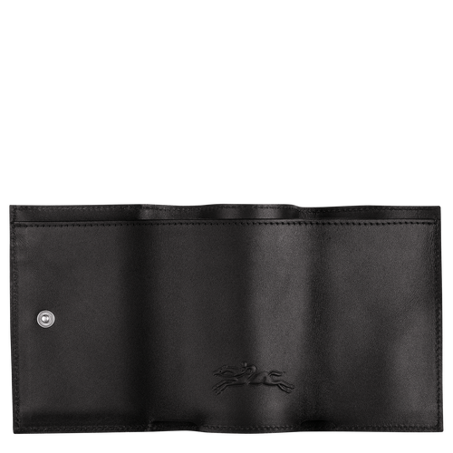 Le Pliage LGP Compact wallet, Black/Navy