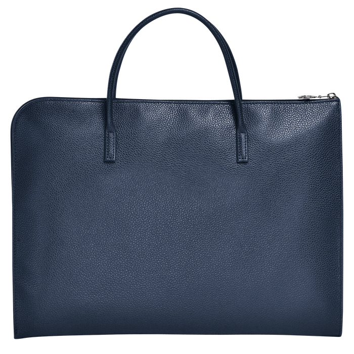 Briefcase S, Navy - View 3 of 3 - zoom in