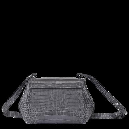 Roseau Crossbody bag XS, Gun metal