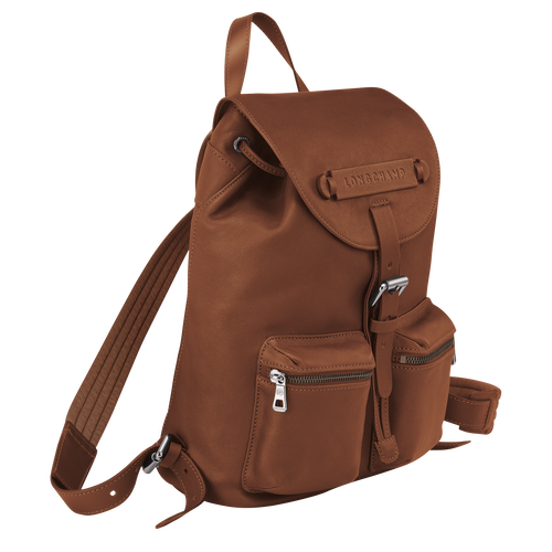 Backpack S, Cognac, hi-res - View 2 of 3