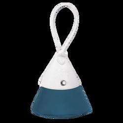 Top-handle bag S, E62 Blue/White, hi-res