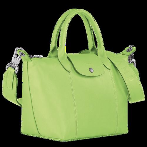 Tas met handgreep aan de bovenkant, Green, hi-res - View 2 of 3