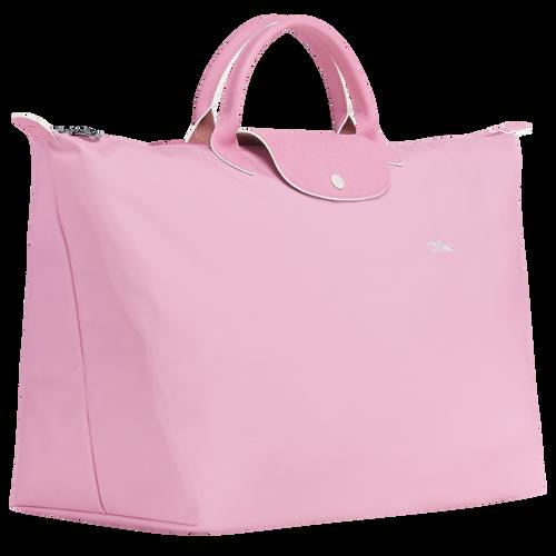旅行袋 L, 粉紅色, hi-res - View 2 of 4