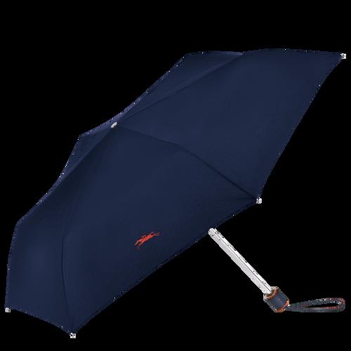 Retractable umbrella, Navy - View 1 of 1 -