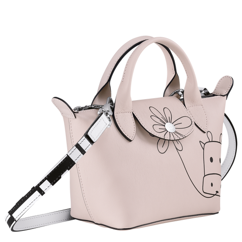 Top handle bag XS, Pink - View 2 of  3 -