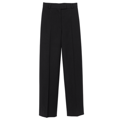 Collection Printemps/Été 2021 Trousers, Black