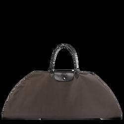 Handtasche L, E56 Taupe/Schwarz, hi-res
