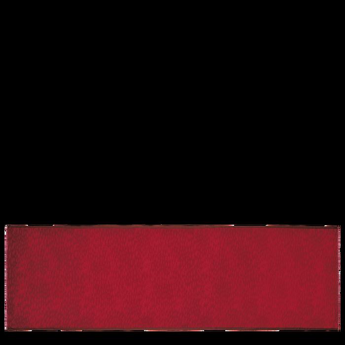Herbst-Winter-Kollektion 2021 Damenschal, Rot
