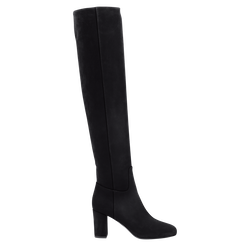 High-Heel BOOTS, 001 Black, hi-res