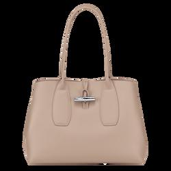 Shoulder bag, Sand, hi-res