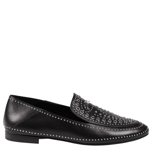 Loafers, Black - View 3 of  6 -
