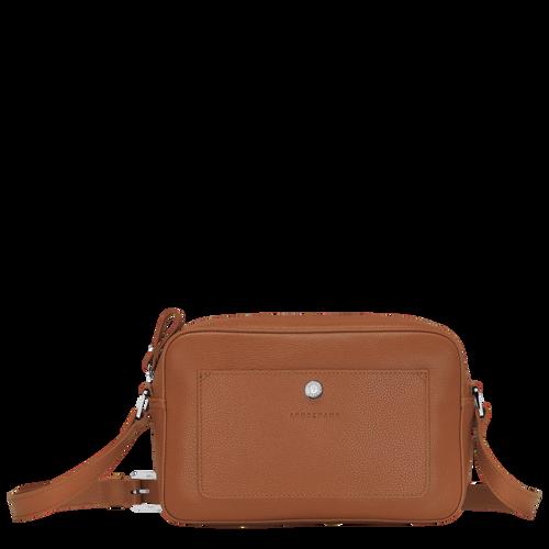 Crossbody bag Le Foulonné Caramel (10091021F72) | Longchamp US
