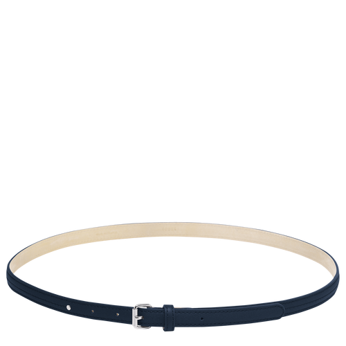 Ladies' belt, Navy, hi-res - View 1 of 1