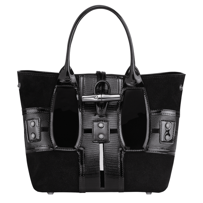 手提包, 黑色/烏黑色 - 查看 1 5 - 放大