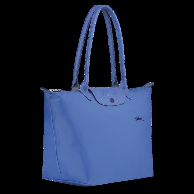 Le Pliage Club Shoulder bag L, Blue